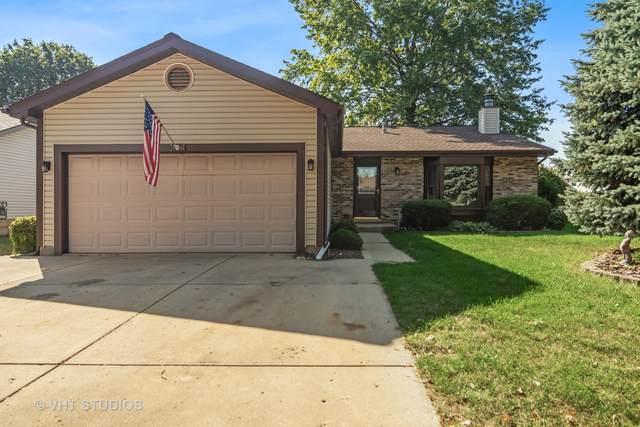 1863 Oriole Drive, Elk Grove Village, IL 60007 (MLS #11232044) :: Littlefield Group
