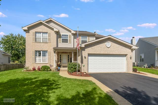 2862 Brian Lane, Montgomery, IL 60538 (MLS #11232159) :: Carolyn and Hillary Homes
