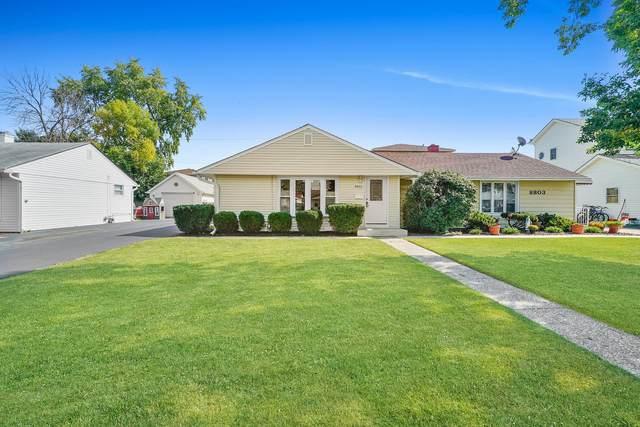8801 S Beck Place, Hometown, IL 60456 (MLS #11232230) :: John Lyons Real Estate