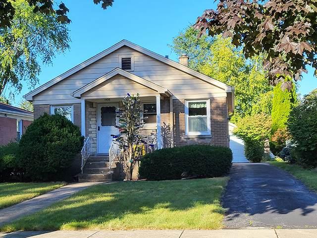 1438 Morris Avenue, Berkeley, IL 60163 (MLS #11232290) :: The Wexler Group at Keller Williams Preferred Realty