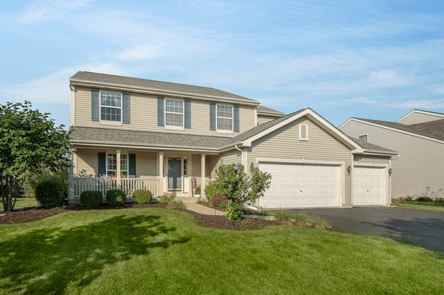242 Walsh Circle, Yorkville, IL 60560 (MLS #11232293) :: Littlefield Group