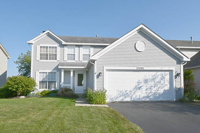 2268 Stacy Circle, Montgomery, IL 60538 (MLS #11232325) :: John Lyons Real Estate