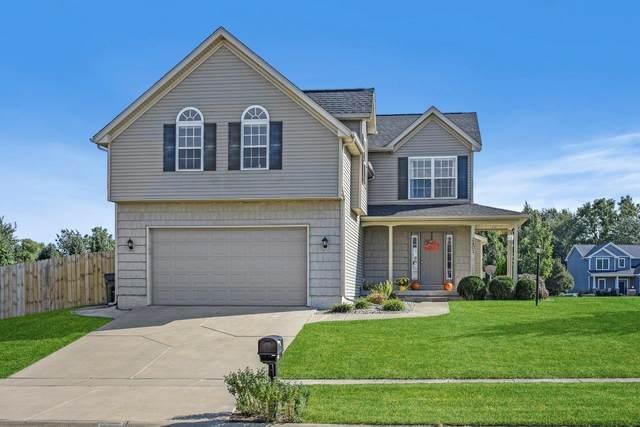 2401 Blue Stem Court, Mahomet, IL 61853 (MLS #11232375) :: Ryan Dallas Real Estate