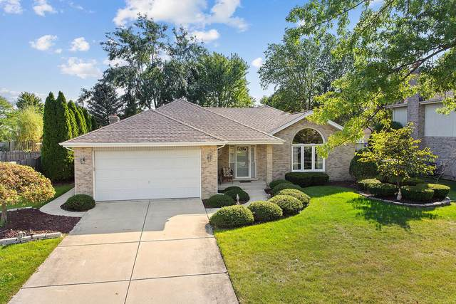14857 Eagle Ridge Drive, Homer Glen, IL 60491 (MLS #11232427) :: John Lyons Real Estate
