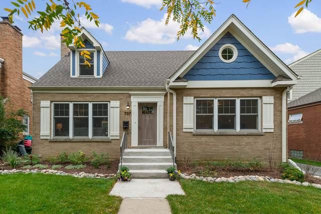 707 N Spring Avenue, La Grange Park, IL 60526 (MLS #11232475) :: The Wexler Group at Keller Williams Preferred Realty