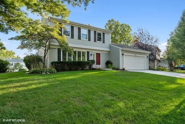 770 Thompson Boulevard, Buffalo Grove, IL 60089 (MLS #11232580) :: John Lyons Real Estate