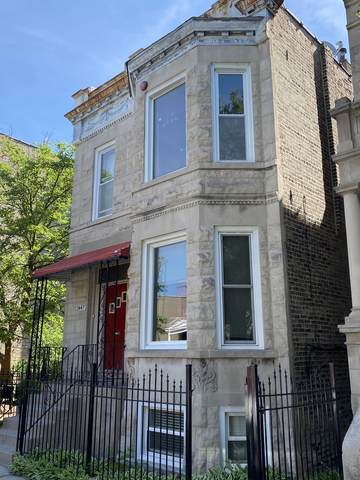 2447 N California Avenue, Chicago, IL 60647 (MLS #11232653) :: The Wexler Group at Keller Williams Preferred Realty