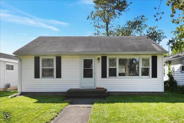 189 N Monroe Avenue, Bradley, IL 60915 (MLS #11232672) :: John Lyons Real Estate