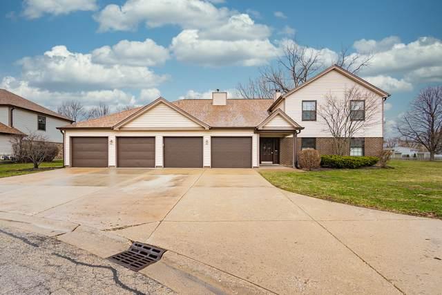 858 Stradford Circle D2, Buffalo Grove, IL 60089 (MLS #11232704) :: The Wexler Group at Keller Williams Preferred Realty