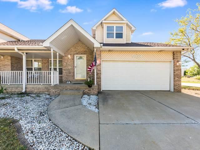 501 Flanagan Drive B, Minooka, IL 60447 (MLS #11232779) :: John Lyons Real Estate