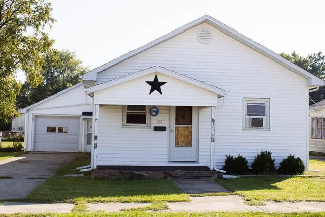 207 S Douglas Street, VILLA GROVE, IL 61956 (MLS #11232889) :: Ryan Dallas Real Estate