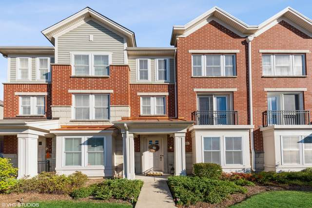 205 W Hyde Street 10-2, Arlington Heights, IL 60005 (MLS #11232952) :: John Lyons Real Estate