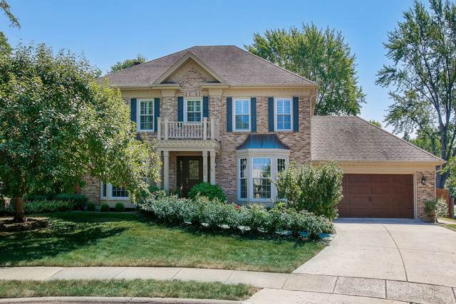 341 Redwood Court, Wheaton, IL 60189 (MLS #11232979) :: The Wexler Group at Keller Williams Preferred Realty
