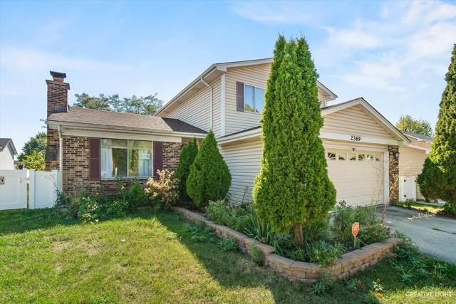 2369 Vista Drive, Woodridge, IL 60517 (MLS #11232982) :: Littlefield Group