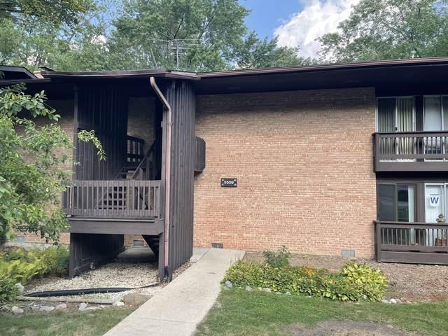 5509 Lakeside Drive 2D, Lisle, IL 60532 (MLS #11233029) :: John Lyons Real Estate