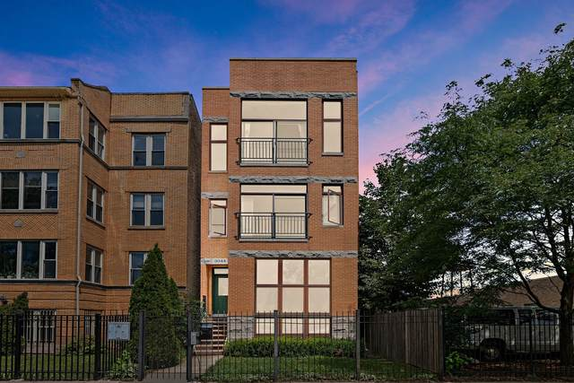 3044 W Franklin Boulevard #1, Chicago, IL 60612 (MLS #11233064) :: Touchstone Group