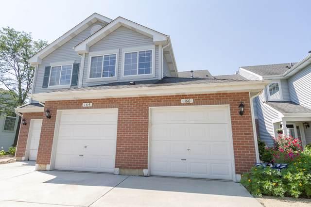 166 Sierra Pass Drive #0, Schaumburg, IL 60194 (MLS #11233070) :: John Lyons Real Estate