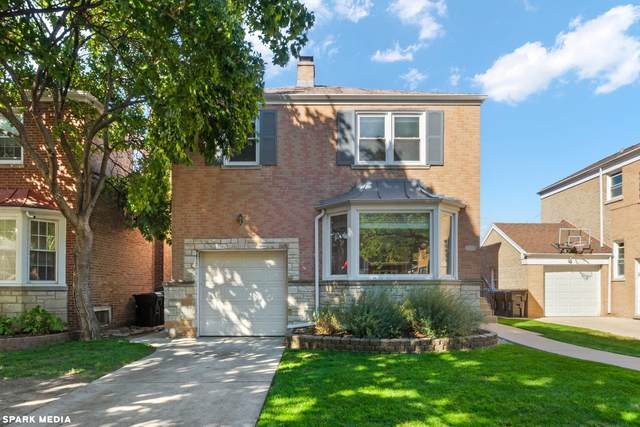 2822 W Gregory Street, Chicago, IL 60625 (MLS #11233105) :: John Lyons Real Estate