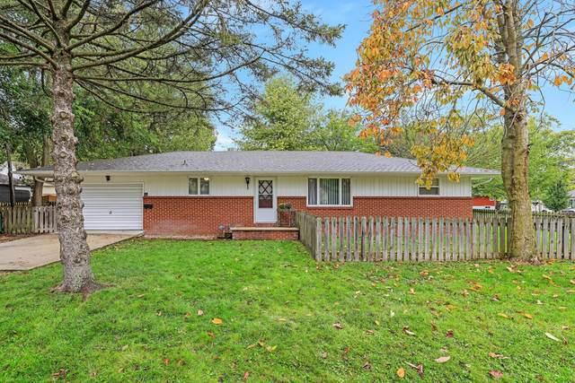114 N Chase Street, MONTICELLO, IL 61856 (MLS #11233159) :: Ryan Dallas Real Estate