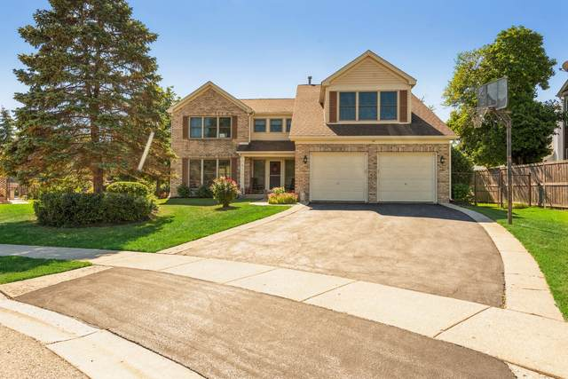 581 Salceda Lane, Mundelein, IL 60060 (MLS #11233389) :: Rossi and Taylor Realty Group