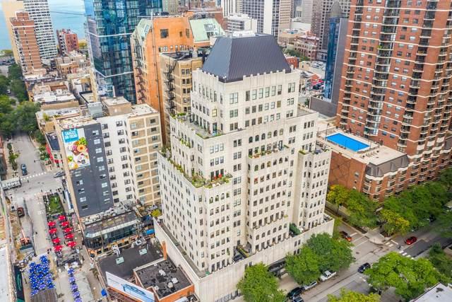 1155 N Dearborn Street #802, Chicago, IL 60610 (MLS #11233596) :: Lux Home Chicago