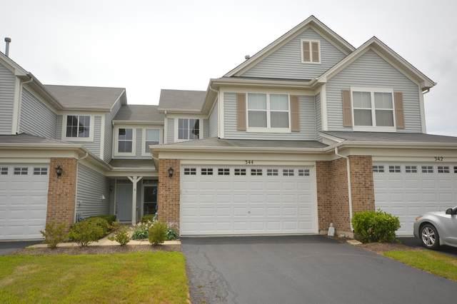 344 Chesapeake Lane 36-344A1, Oswego, IL 60543 (MLS #11233656) :: John Lyons Real Estate