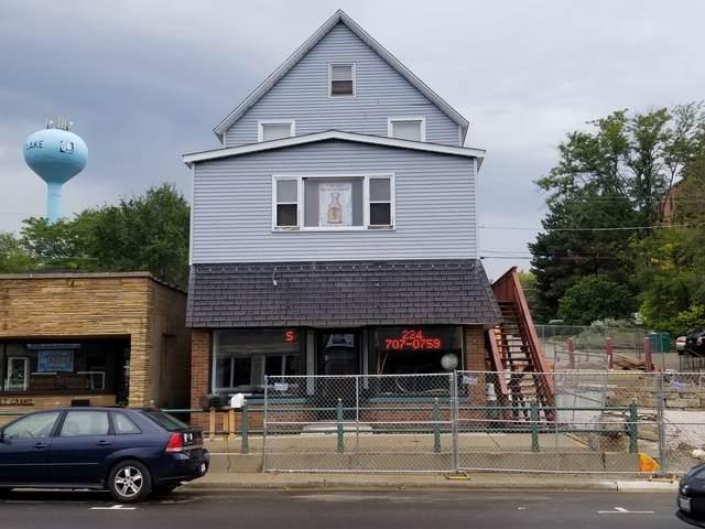 36 E Grand Avenue, Fox Lake, IL 60020 (MLS #11233715) :: John Lyons Real Estate