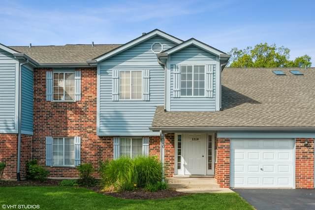 1510 Commodore Lane #8, Schaumburg, IL 60193 (MLS #11233728) :: John Lyons Real Estate