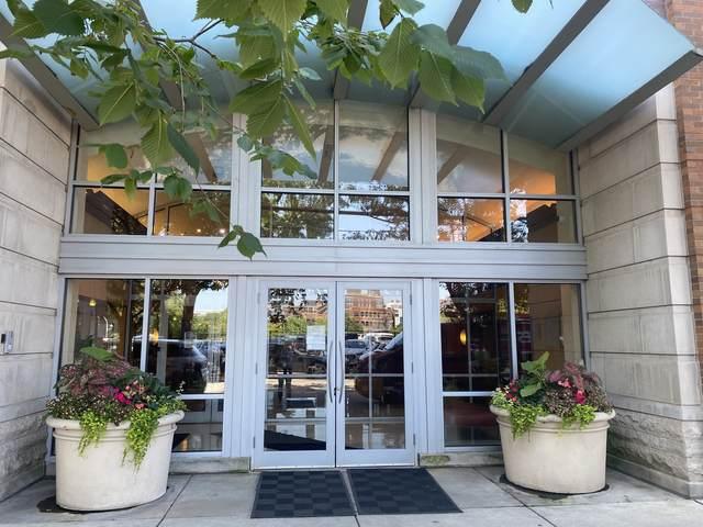 933 W Van Buren Avenue #302, Chicago, IL 60607 (MLS #11233743) :: Touchstone Group