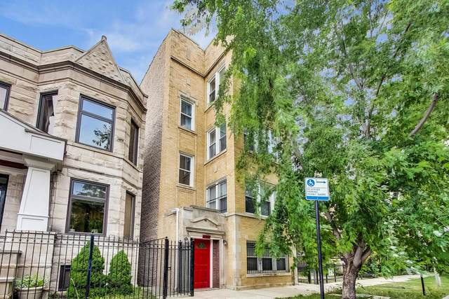 3250 W Crystal Street #1, Chicago, IL 60651 (MLS #11233781) :: Touchstone Group