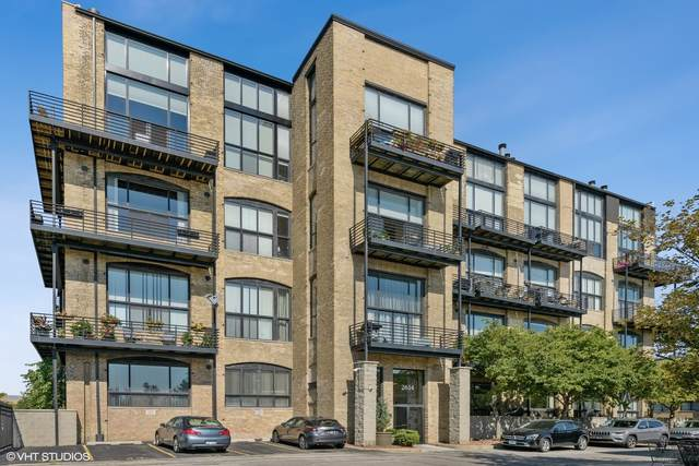 2614 N Clybourn Avenue #411, Chicago, IL 60614 (MLS #11233792) :: Touchstone Group