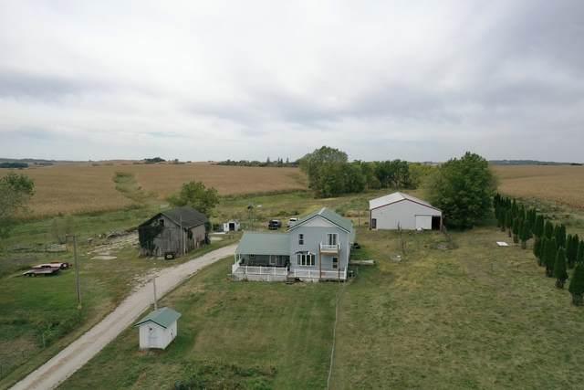 9822 Mill Road, Mt. Carroll, IL 61053 (MLS #11233909) :: John Lyons Real Estate