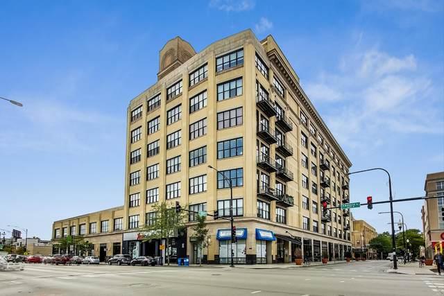 1601 W School Street #402, Chicago, IL 60657 (MLS #11233954) :: Touchstone Group