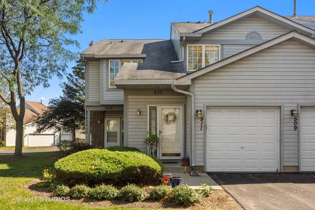 511 W Parkside Drive #1, Palatine, IL 60067 (MLS #11233995) :: Littlefield Group