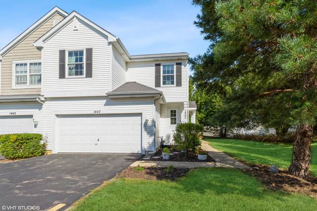 1447 Meadowsedge Lane, Carpentersville, IL 60110 (MLS #11233999) :: Littlefield Group