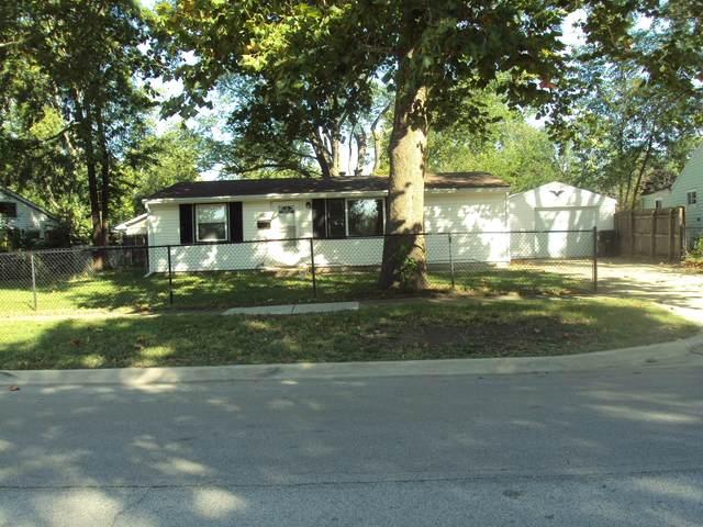 1405 Eater Drive, Rantoul, IL 61866 (MLS #11234033) :: Ryan Dallas Real Estate