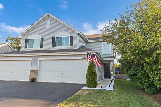 2521 Hearthstone Drive, Hampshire, IL 60140 (MLS #11234062) :: John Lyons Real Estate