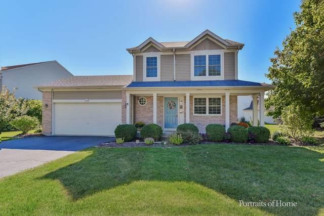 100 Mark Court, Oswego, IL 60543 (MLS #11234112) :: John Lyons Real Estate