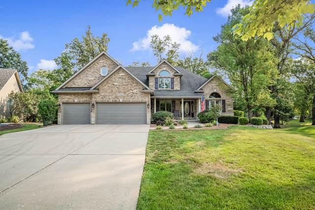 26821 S Highland Court, Channahon, IL 60410 (MLS #11234118) :: John Lyons Real Estate
