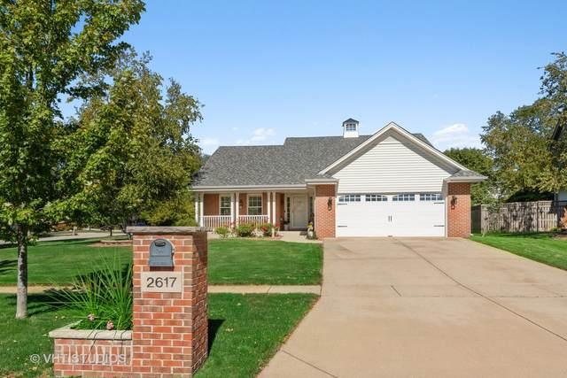2617 Bluestone Bay Drive, New Lenox, IL 60451 (MLS #11234124) :: Littlefield Group