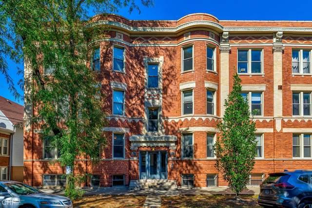 3410 W Parker Avenue #1, Chicago, IL 60647 (MLS #11234151) :: Touchstone Group