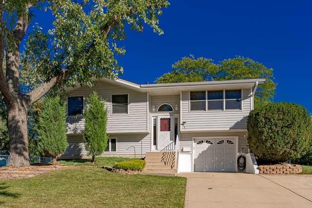 621 S Cedarcrest Drive, Schaumburg, IL 60193 (MLS #11234227) :: John Lyons Real Estate