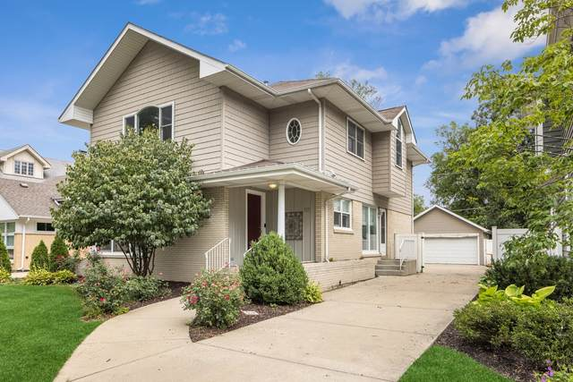 3829 Lawn Avenue, Western Springs, IL 60558 (MLS #11234229) :: The Wexler Group at Keller Williams Preferred Realty