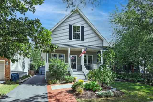 4833 Middaugh Avenue, Downers Grove, IL 60515 (MLS #11234292) :: Ryan Dallas Real Estate