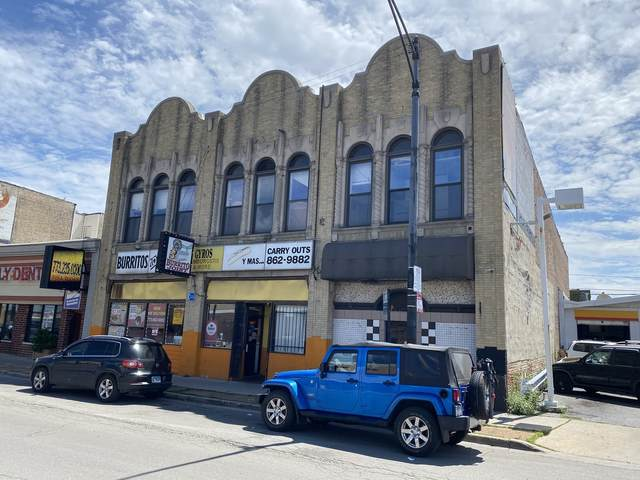 3947 W Fullerton Avenue, Chicago, IL 60647 (MLS #11234337) :: Touchstone Group