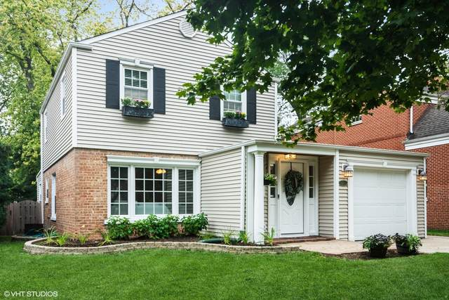 427 S Windsor Drive, Arlington Heights, IL 60004 (MLS #11234385) :: The Wexler Group at Keller Williams Preferred Realty