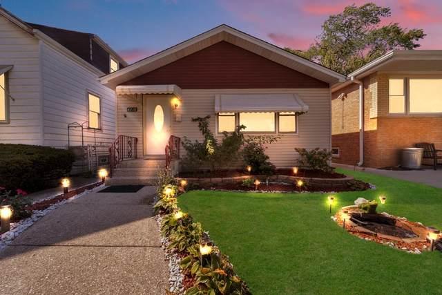 4218 Elmwood Avenue, Stickney, IL 60402 (MLS #11234485) :: John Lyons Real Estate
