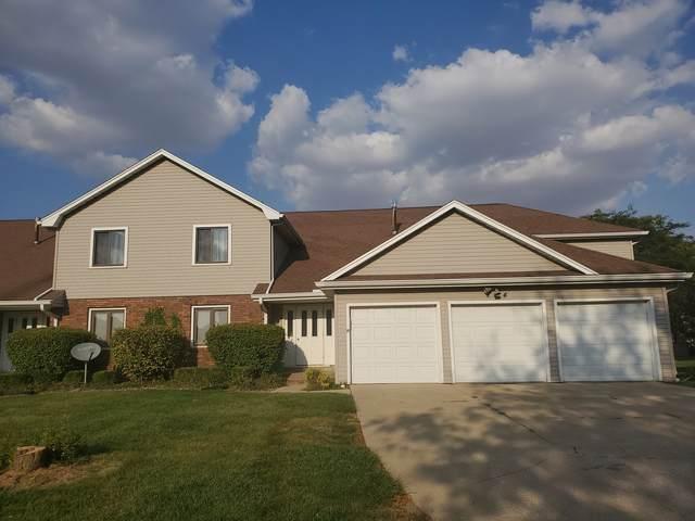 104 N Orr Drive #5, Normal, IL 61761 (MLS #11234486) :: John Lyons Real Estate
