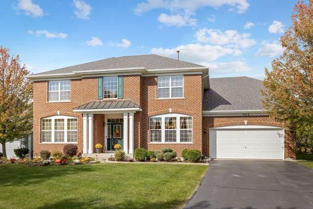 342 Copper Springs Lane, Elgin, IL 60124 (MLS #11234537) :: Ryan Dallas Real Estate