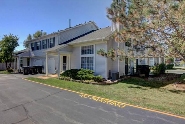 211 Acorn Drive #211, Streamwood, IL 60107 (MLS #11234668) :: John Lyons Real Estate